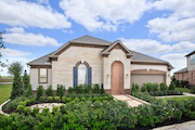 New KB Home built-to-order homes available at Katy Oaks Estates in Katy, TX. Plan 2858 is one of many floor plans to choose from.
