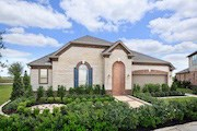 New Homes in Katy, TX - Plan 2858 Modeled