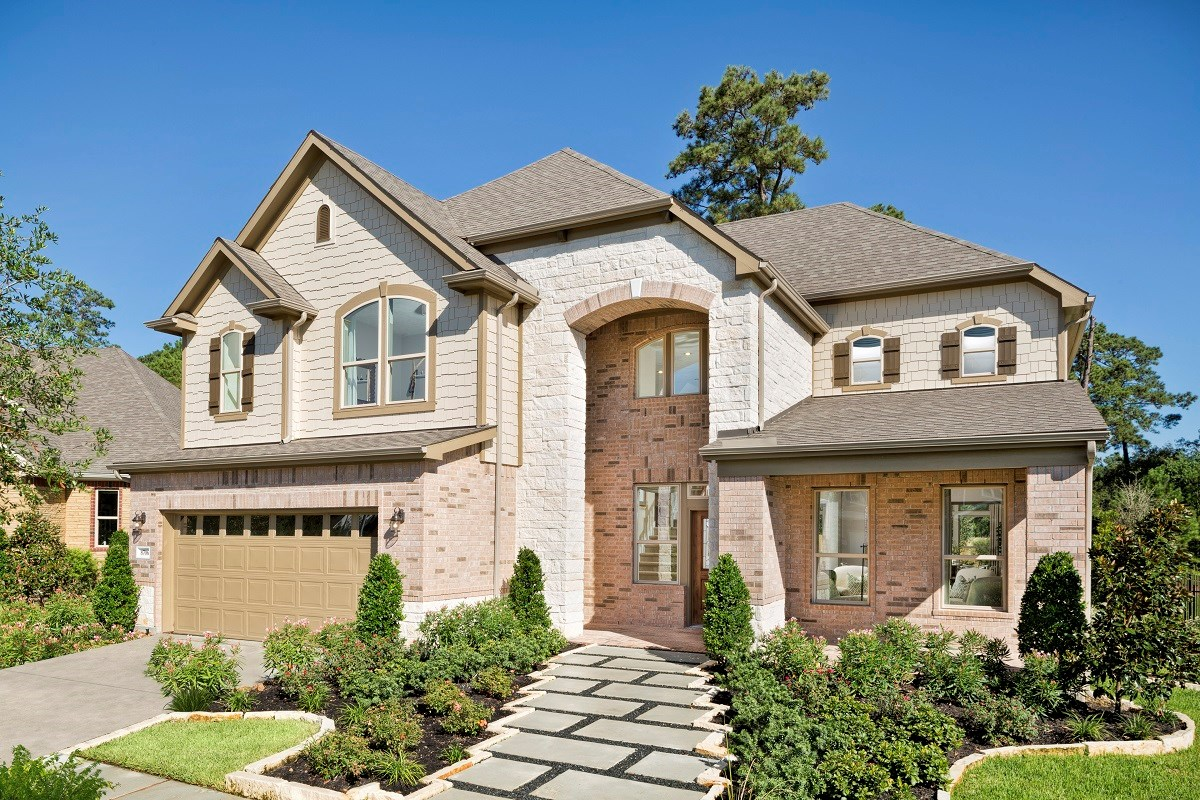 New Homes in Magnolia, TX - Cimarron Creek Estates Plan 3444
