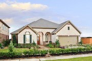 New Homes in Richmond, TX - Plan 2625