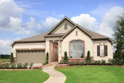 New KB Home built-to-order homes available at Katy Oaks Estates in Katy, TX. Plan 3005 is one of many floor plans to choose from.