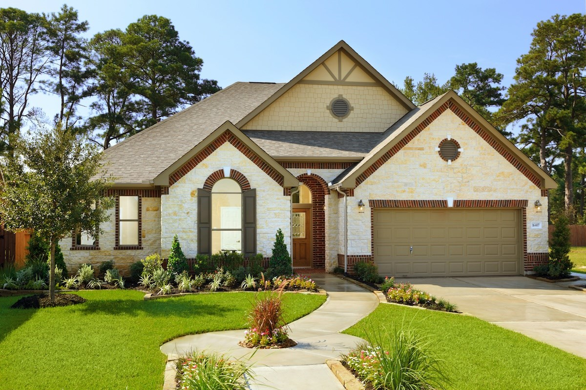 New Homes in Pearland, TX - Shadow Grove Estates Plan 2598