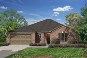 New Homes in Pearland, TX - Plan 2091