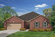 New Homes in Pearland, TX - Plan 2586
