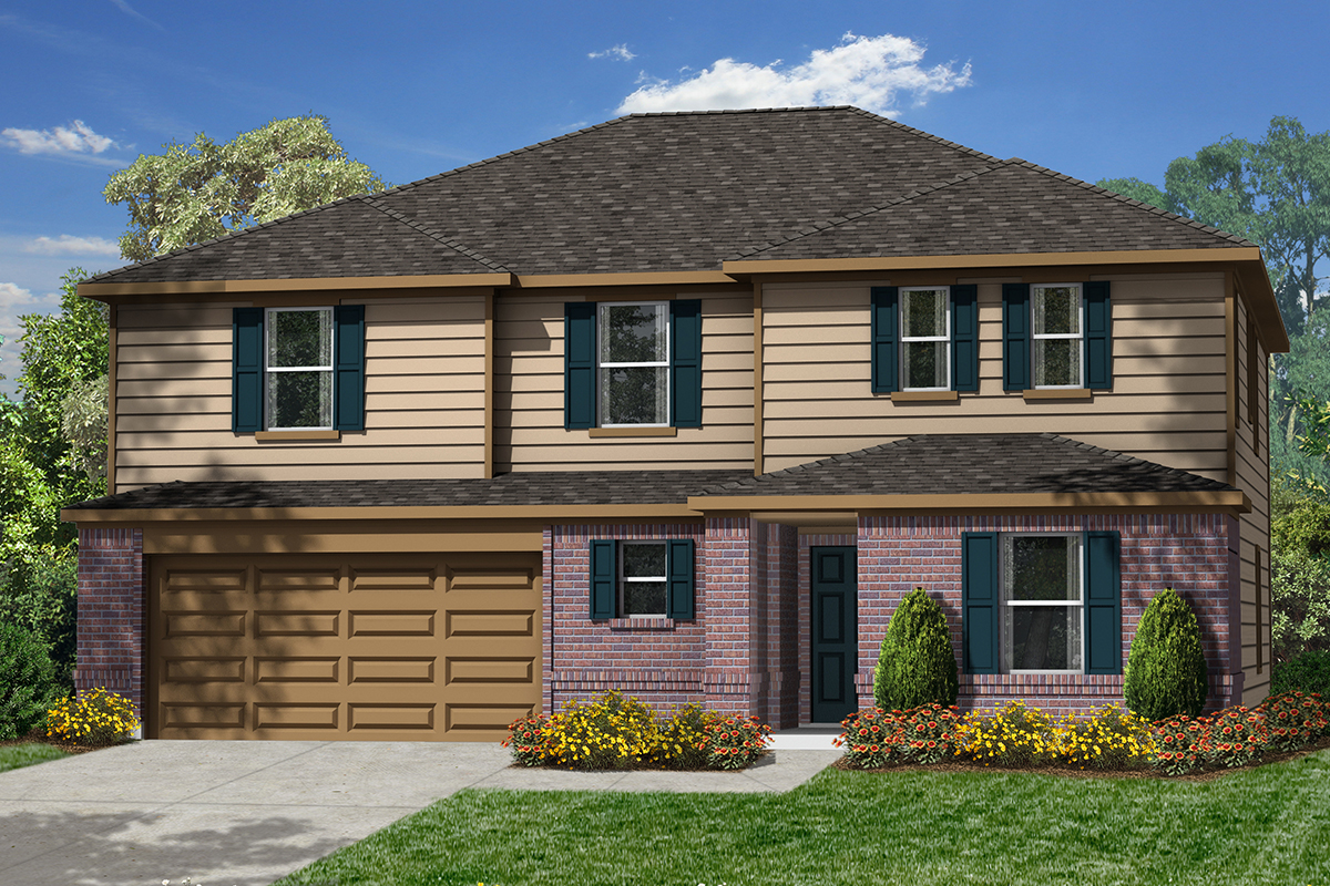 Plan 2863 Modeled New Home Floor Plan In Canterbury Park