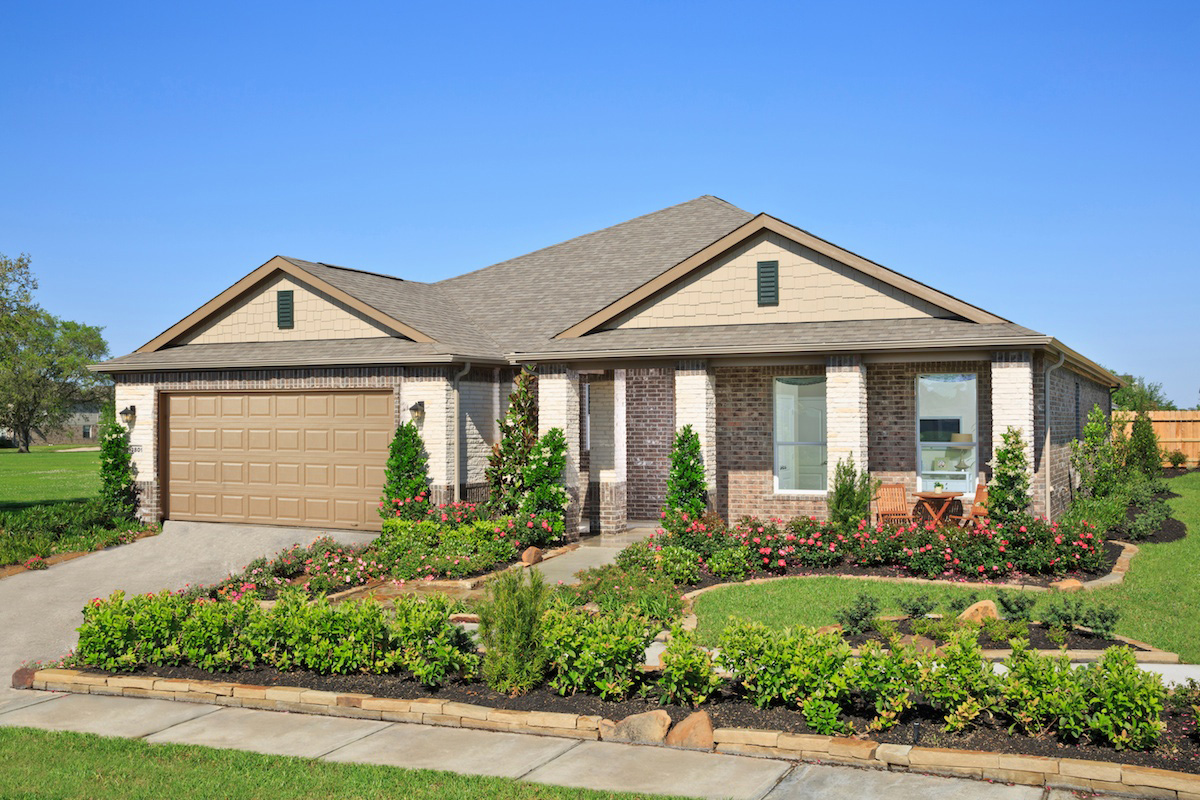 New Homes in Pearland TX Canterbury