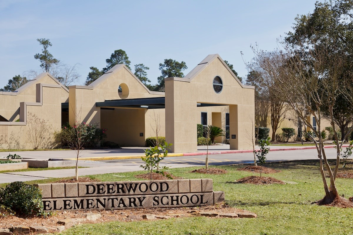 New Homes in Kingwood, TX - Rivergrove Deerwood Elementary School