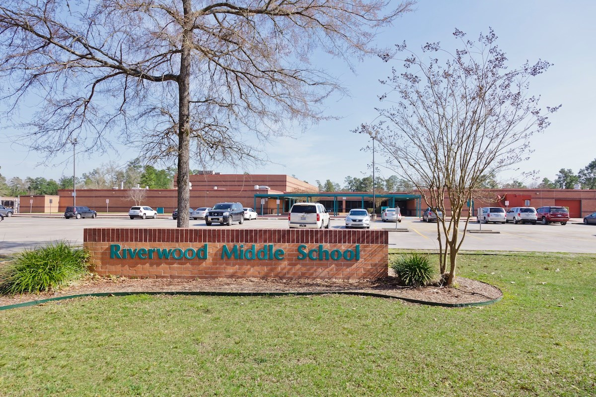 New Homes in Kingwood, TX - Rivergrove Riverwood Middle School