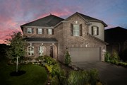New Homes in Richmond, TX - Plan 2936