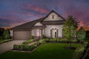 New Homes in Porter, TX - Plan 2586 Modeled