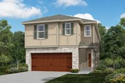 New Homes in Houston, TX - Plan 2211 Modeled