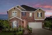 New Homes in Magnolia, TX - Plan 2478 Modeled