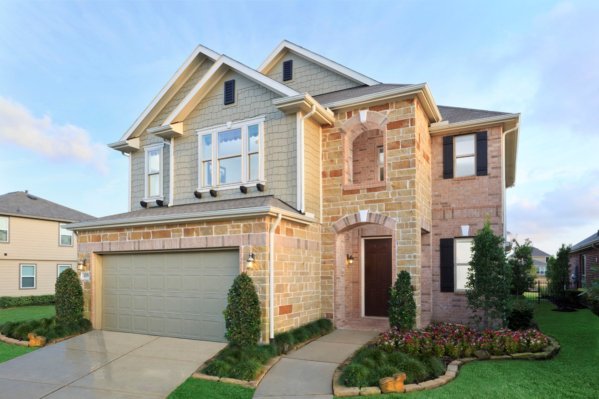 New Homes in Houston, TX - Cypress Creek Crossing Plan 2526