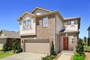 New Homes in Cypress, TX - Plan 1864