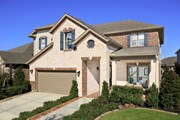 New Homes in Richmond, TX - Plan 2715