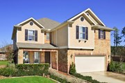 New Homes in Houston, TX - Plan 2936 Modeled