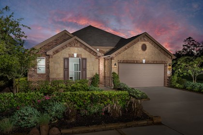 New Homes For In Kingwood Tx Rivergrove Community By