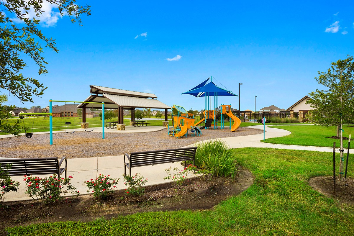 New Homes in Pearland, TX - Shadow Grove Preserve Community Park