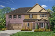 New Homes in Humble, TX - Plan 3421