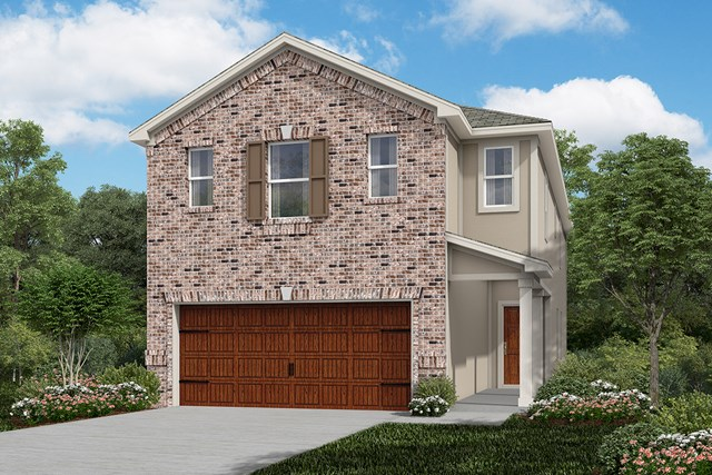 New Homes in Houston, TX - Plan 2211 Elevation D