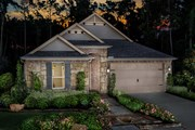 New Homes in Conroe, TX - Plan 2130 Modeled