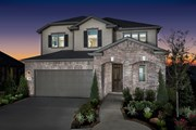 New Homes in Katy, TX - Plan 2526 Modeled