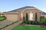 New Homes in Richmond, TX - Plan 2398 Modeled