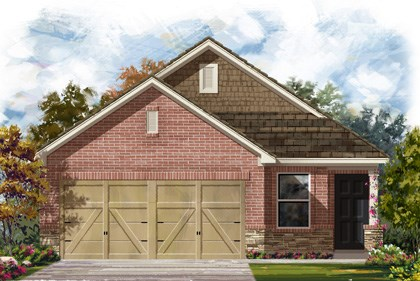 New Homes in New Braunfels, TX - The 1353 E
