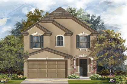 New Homes in San Antonio, TX - 1771 D