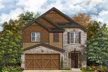 New Homes in San Antonio, TX - 1771 E