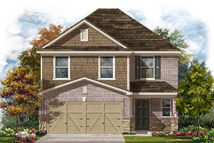 New Homes in San Antonio, TX - Plan 2239 E