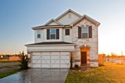New Homes in San Antonio, TX - Plan F-2038