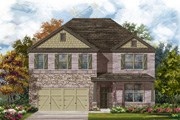 New Homes in Georgetown, TX - Plan A-3417