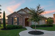 New Homes in Cibolo, TX - Plan 2004 Modeled