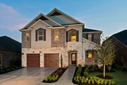 New Homes in Georgetown, TX - Plan A-2183