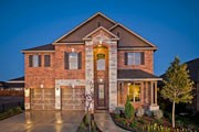 New Homes in Georgetown, TX - Plan A-2755