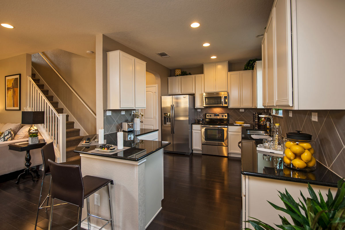 New Homes In New Braunfels, TX   Legend Point The 1909 Kitchen