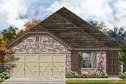 New Homes in San Antonio, TX - Plan 1694