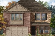 New Homes in San Antonio, TX - Plan 2960