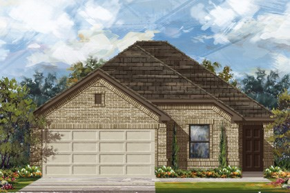 New Homes in New Braunfels, TX - Plan 1694 B