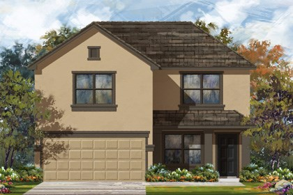 New Homes in San Antonio, TX - Plan 2177 E