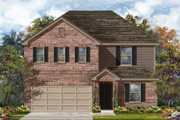 New KB Home quick-move-in homes available at CrossCreek in San Antonio, TX. CrossCreek - Lot 77/90-1 is one of many quick-move-in homes to choose from.