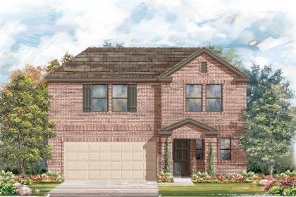 New Homes in San Antonio, TX - 2412 C