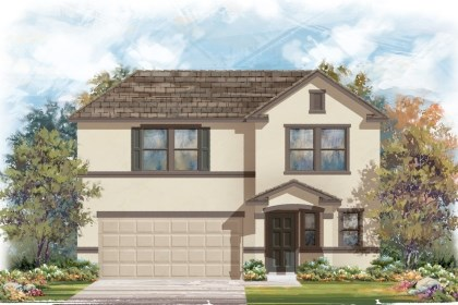 New Homes in San Antonio, TX - 2412 E