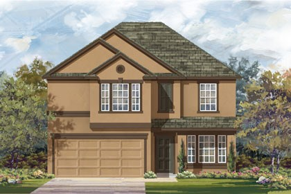 New Homes in Converse, TX - Plan 2898 E