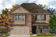 New KB Home built-to-order homes available at Ironwood at Crestway in San Antonio, TX. Plan 2960 is one of many floor plans to choose from.