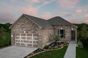 New Homes in San Antonio, TX - Plan 1516 Modeled