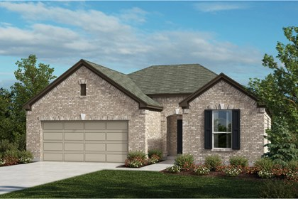 New Homes in Universal City, TX - The 1792 A