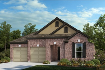 New Homes in Universal City, TX - The 2004 B