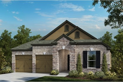 New Homes in Universal City, TX - The 2004 C